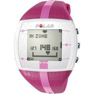 Accessories - Polar FT4 Heart Rate Monitor/Training Watch